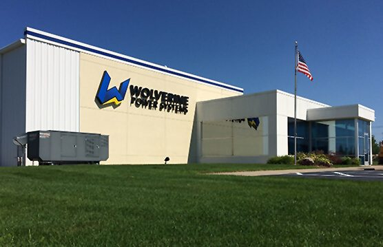 Wolverine Power Systems - your source for industrial, commercial and residential emergency backup power generation