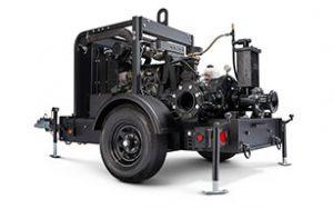 Generac mobile trash pump
